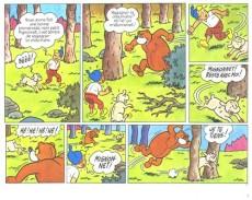 Extrait de Sylvain et Sylvette (06-série : collection Fleurette 2e série) -7- L'ours et l'agneau