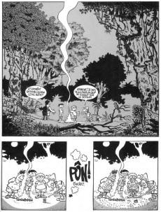 Extrait de La brousse en folie -3- La dame blônche