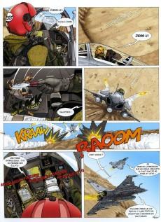 Extrait de Team Rafale -2- Trésor de guerre
