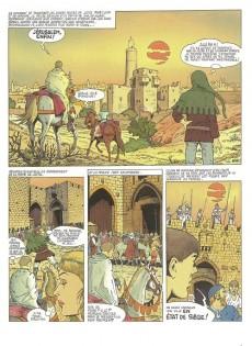 Extrait de Le templier de Notre-Dame -2- La nuit du Golem