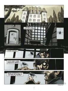 Extrait de Le testament du Docteur M -1- Les araignées