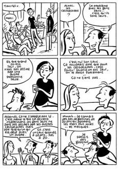 Extrait de Monsieur Jean -HS2- La théorie des gens seuls