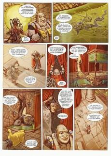 Extrait de Thorinth -1- Le fou sans nom