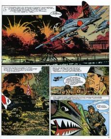 Extrait de Les tigres volants -1- Raids sur Rangoon