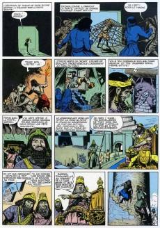 Extrait de Les timour -2- La colonne ardente