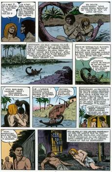 Extrait de Les timour -3- Le talisman de Timour