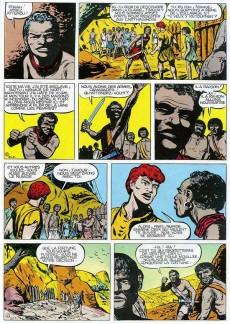 Extrait de Les timour -5- Le captif de Carthage