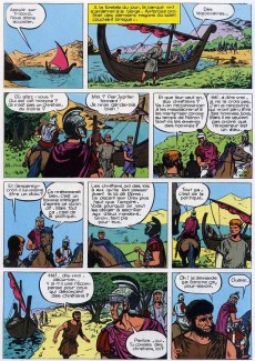 Extrait de Les timour -7- Le gladiateur masqué