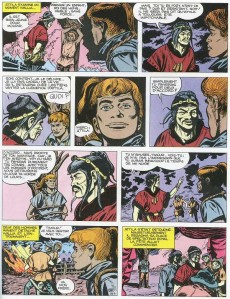 Extrait de Les timour -8a1982- Timour contre Attila