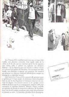 Extrait de Tintin - Divers -C1a- Tintin et le mystère de la Toison d'Or