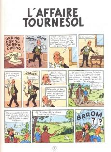 Extrait de Tintin -18- L'affaire Tournesol