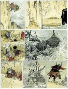 Extrait de Les tours de Bois-Maury -6- Sigurd