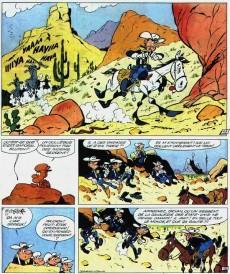 Extrait de Les tuniques Bleues -1c82- Un chariot dans l'Ouest