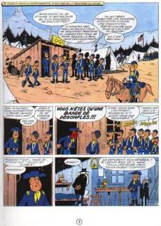 Extrait de Les tuniques Bleues -3- Et pour quinze cents dollars en plus