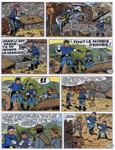 Extrait de Les tuniques Bleues -50- La traque