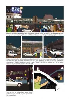 Extrait de Un taxi nommé Nadir - Tome 1