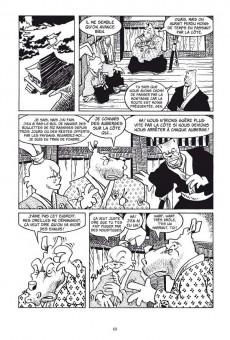 Extrait de Usagi Yojimbo -15- Volume 15