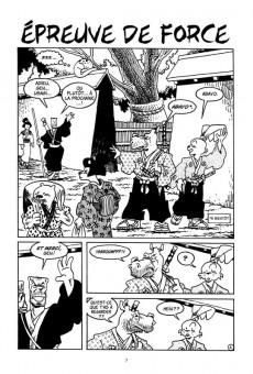 Extrait de Usagi Yojimbo -16- Volume 16