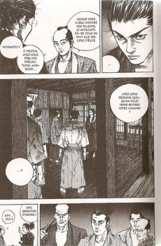 Extrait de Vagabond -3- Miyamoto Musashi
