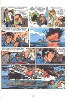Extrait de Valhardi (Série récente) -10- Le naufrageur aux yeux vides