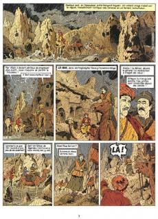Extrait de Vasco -4- Les sentinelles de la nuit