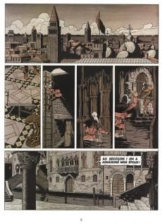 Extrait de Vasco -6- Ténèbres sur Venise