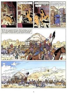 Extrait de Vasco -12- Les princes de la ville rouge