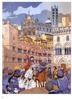Extrait de Vasco -16- Mémoires de voyages