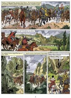 Extrait de Vasco -19- Les ombres du passé