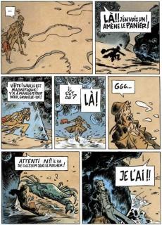Extrait de Les voyages du Docteur Gulliver -2- Livre 2