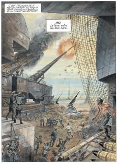 Extrait de War and dreams -1- La terre entre les deux caps