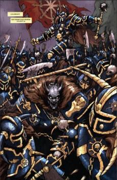 Extrait de Warhammer -1- La Forge de guerre