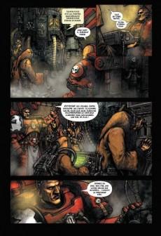 Extrait de Warhammer 40,000 (1re série - 2008) -1- La Croisade des damnés