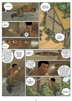 Extrait de Watch -2- Enfants Tigres