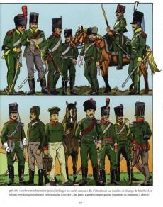 Extrait de Jacques Martin présente -1- Les uniformes de l'armée française