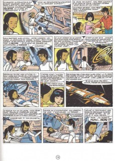 Extrait de Yoko Tsuno -11Fête- La Spirale du temps