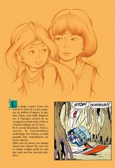 Extrait de Yoko Tsuno (Intégrale) -4- Vinéa en péril