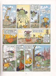 Extrait de Donjon Zénith -1- Cœur de canard
