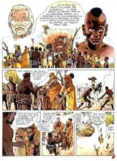 Extrait de Zoulouland -8- La revanche du prince