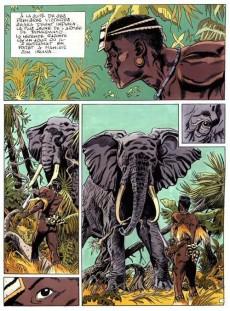 Extrait de Zoulouland -9- Le grand éléphant