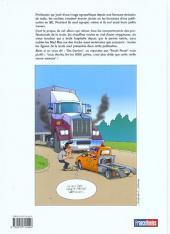 Verso de Les 1000 pattes -1- Transports en tout genre