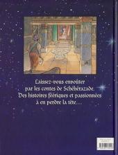 Verso de Les 1001 nuits de Schéhérazade