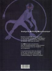Verso de Ian -1- Un singe électrique