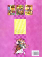 Verso de Les 4 as - L'Intégrale -6- L'intégrale 6