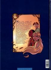 Verso de Les 4 princes de Ganahan -2- Shâal