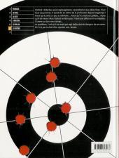 Verso de Sept balles pour Oxford -6- Le Fantôme