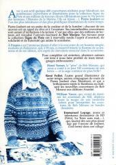 Verso de (DOC) À Propos de... -4- Bob Morane et de Signe de Piste