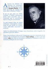 Verso de (DOC) À Propos de... -5- Lefranc