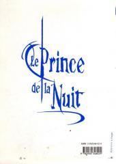 Verso de (DOC) À Propos de... -7- Le prince de la nuit