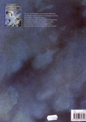 Verso de L'auberge du bout du monde -1- La fille sur la falaise